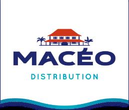 Logo Macéo distribution