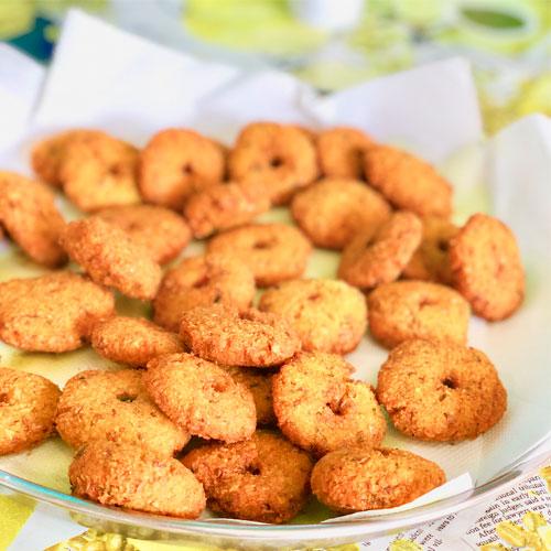 Plat cuisine gastronomique recette de Bonbons piment réunion