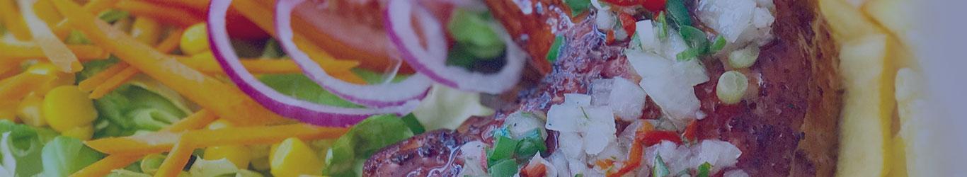 En tête zoom plat cuisine gastronomie recette de poulet boucane martinique guadeloupe dans le Blog