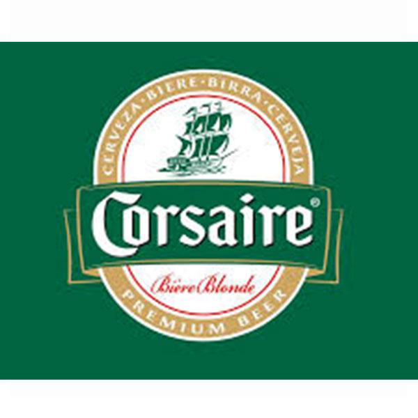 logo de la marque Brasserie Corsaire