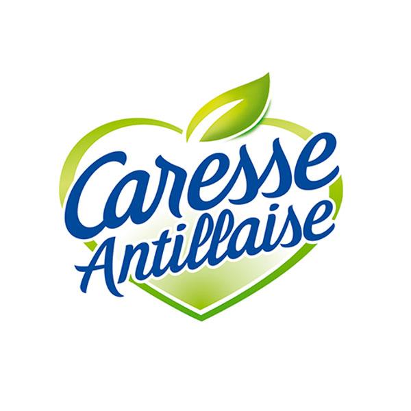 Logo de la marque Caresse Antillaise