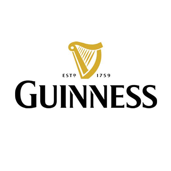 logo de la marque Guinness