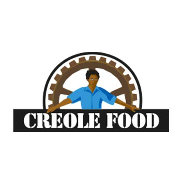 logo de la marque CREOLE FOOD