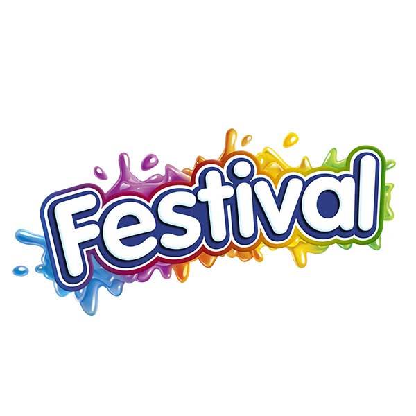 logo de la marque FESTIVAL