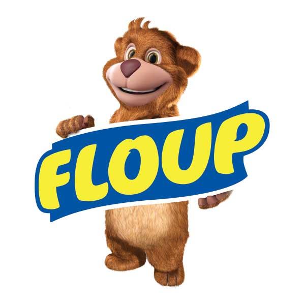 logo de la marque FLOUP