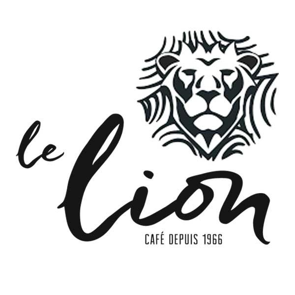 Logo le Lion Café