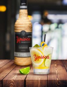 cocktail caipirinha ypioca