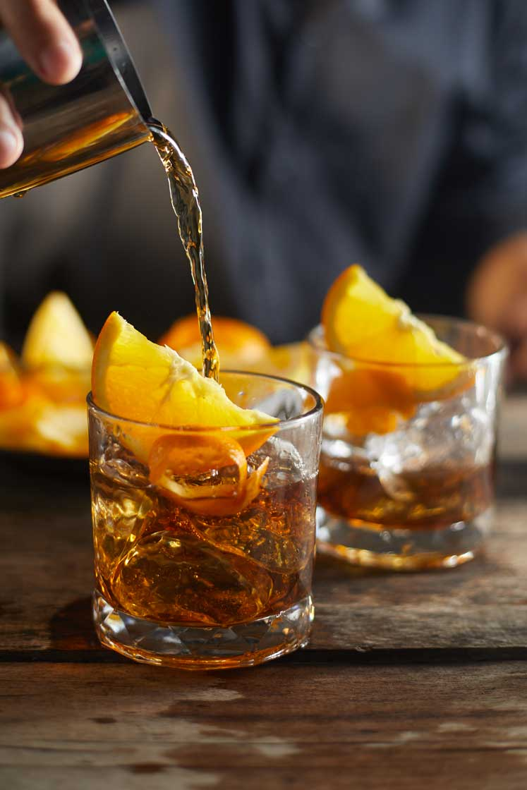 image cocktail old fashioned