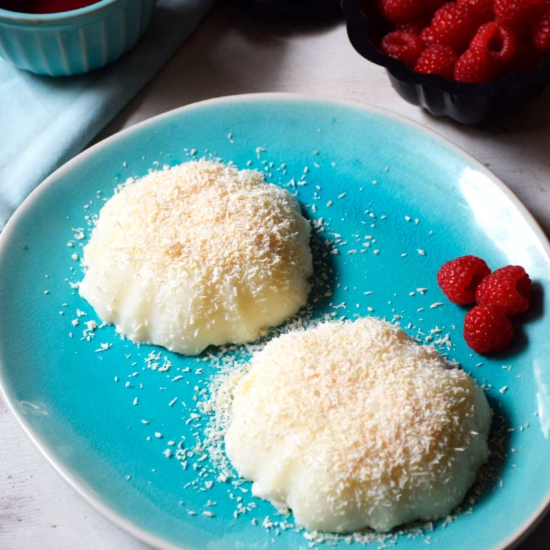 Photo Blanc Manger Coco La Maison Créole